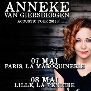 Concert ANNEKE VAN GIERSBERGEN