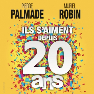 Spectacle PIERRE PALMADE - MURIEL ROBIN
