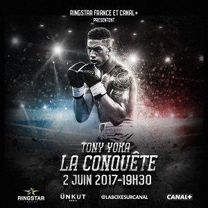 LA CONQUÊTE @ Palais des Sports - Paris