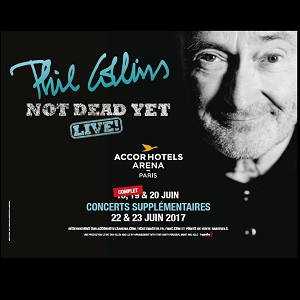 Concert PHIL COLLINS