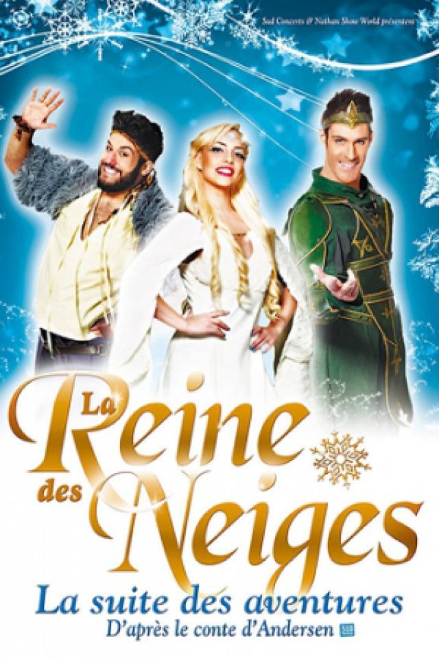 LA REINE DES NEIGES @ Le Scarabée - Riorges