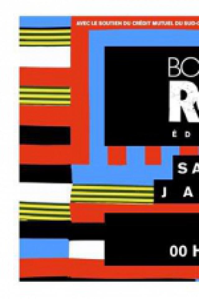 IBOAT-TROPICAL NIGHT: DÉBRUIT live, DJ MARAKATOO, DJ MARCELLE @ I.boat - BORDEAUX