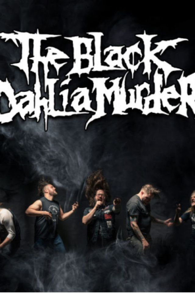THE BLACK DAHLIA MURDER + GUESTS @ Le Backstage by The Mill - Paris