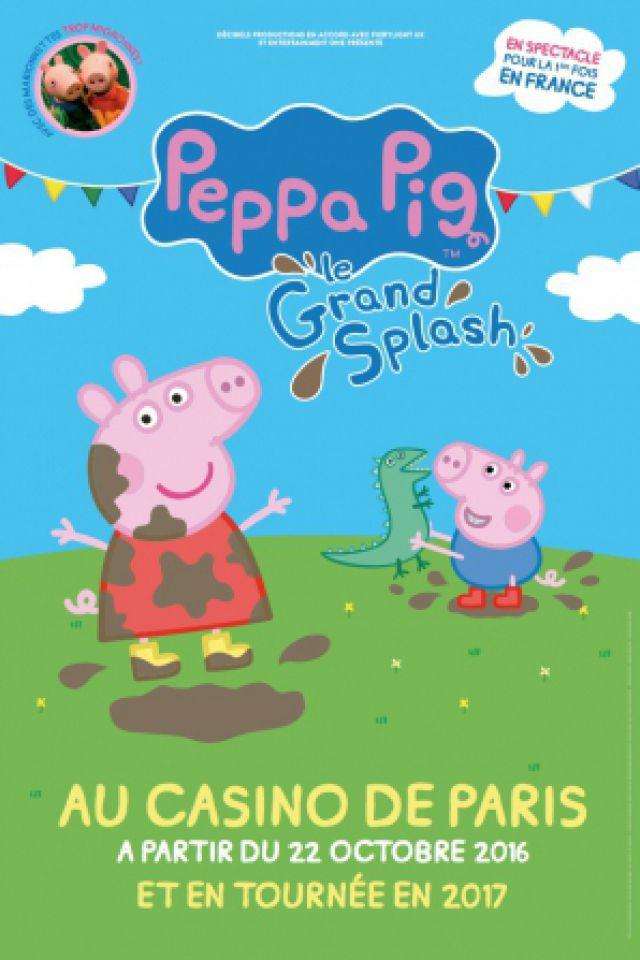 PEPPA PIG @ Espace Chaudeau - Ludres