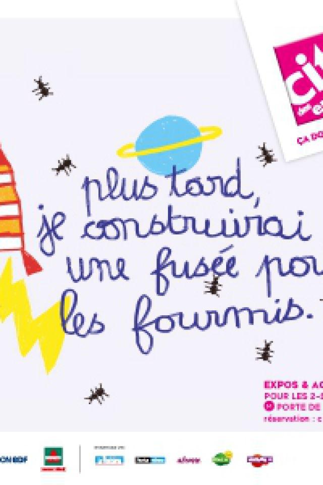 Cité des enfants 5-12 ans @ Cité des Sciences et de l'Industrie - PARIS