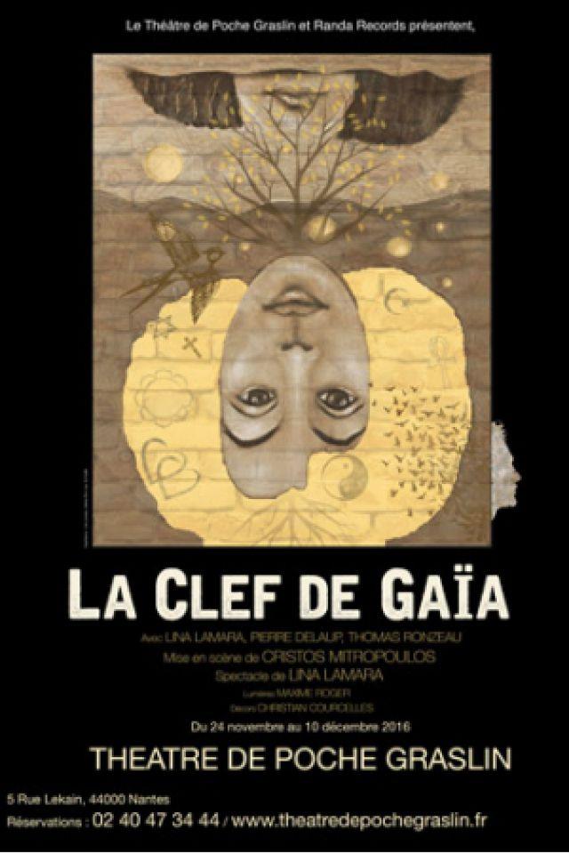 La Clef de Gaïa @ Théâtre de Poche Graslin - NANTES