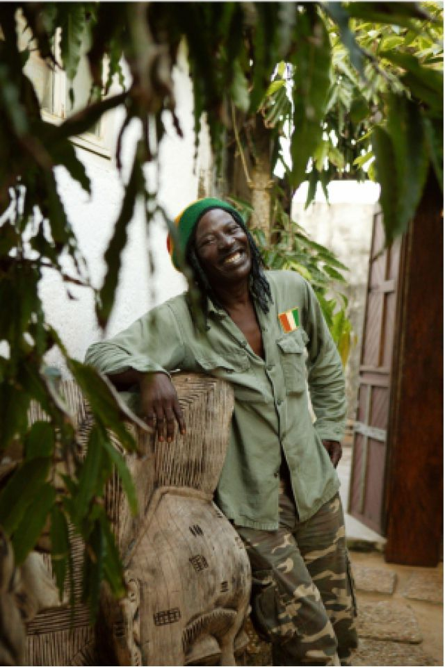 ALPHA BLONDY & THE SOLAR SYSTEM @ Krakatoa - Mérignac