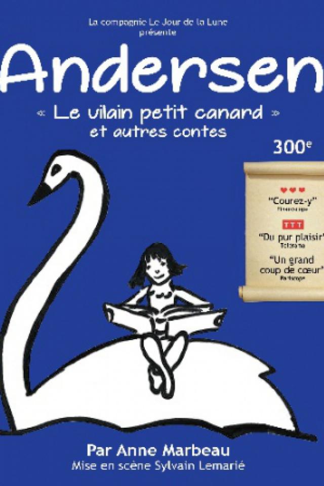 Billets ANDERSEN - Essaïon Théâtre