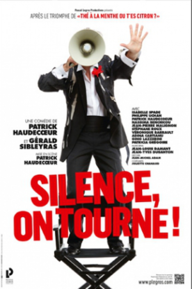 SILENCE, ON TOURNE ! @ THEATRE CROISETTE - CANNES