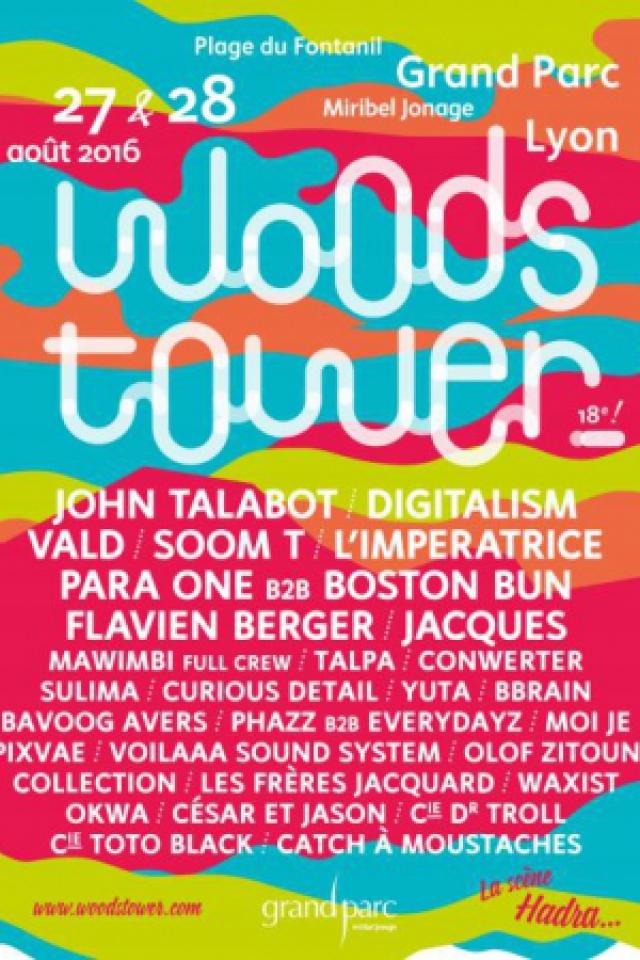 Concert FESTIVAL WOODSTOWER 2016
