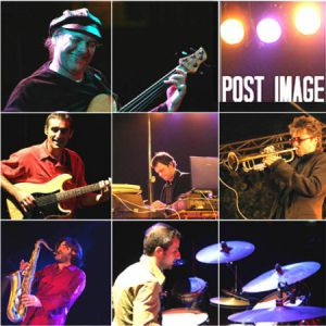 Concert POST IMAGE invite JOHN GREAVES, MEDERIC COLLIGNON,ALAIN DEBIOSSAT