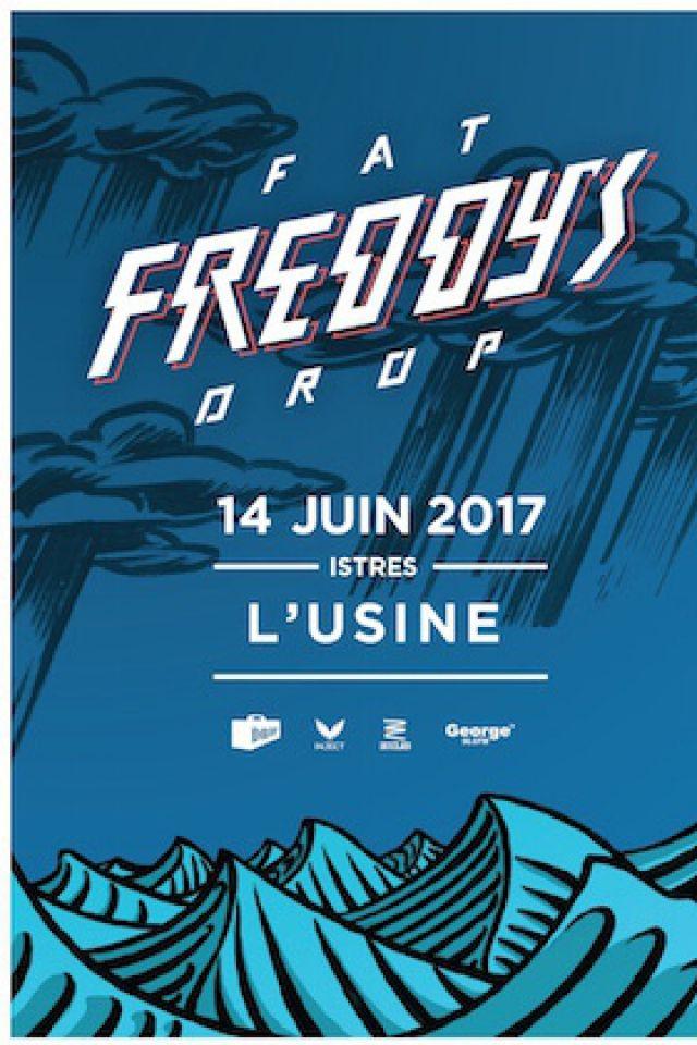 Concert FAT FREDDY'S DROP à Istres @ L'Usine - Billets & Places
