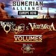 Born of osiris, Veil of maya, Volumes, Black crown initiate