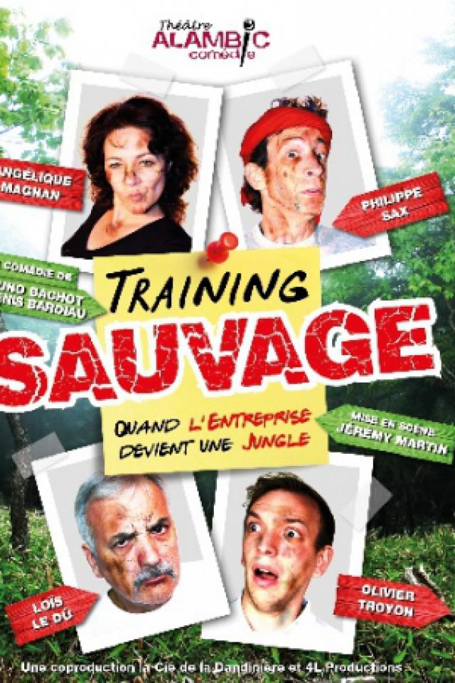 Training Sauvage @ ALAMBIC COMEDIE - PARIS
