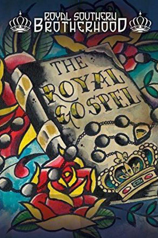 Royal Southern Brotherhood @ Paul B - Massy