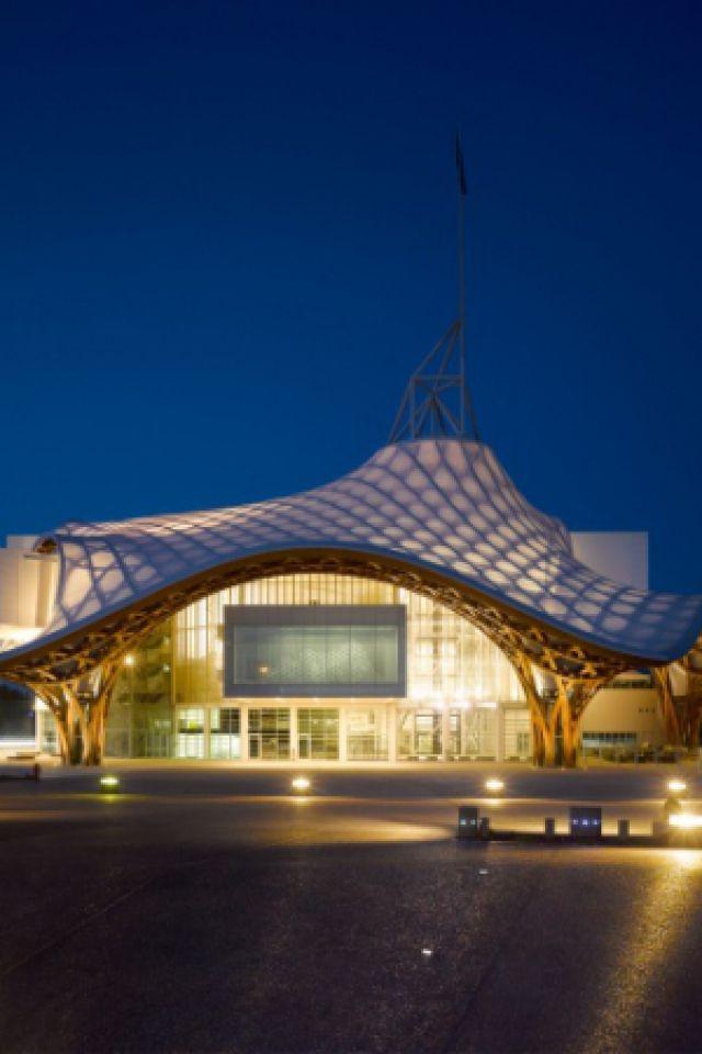 Billets EXPOSITIONS CENTRE POMPIDOU-METZ - Centre Pompidou-Metz