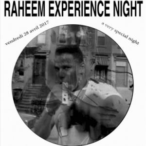 Soirée Raheem Experience, Henry Wu, Point Carré