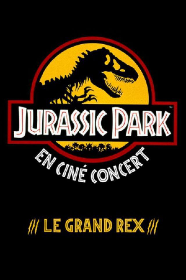 Jurassic Park en ciné-concert (VOST) @ Le Grand Rex - Paris
