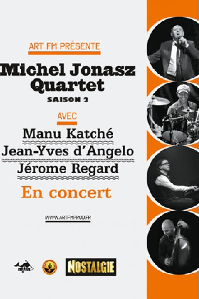 concert michel jonasz quartet saison 2 clermont ferrand maison de la culture billets places. Black Bedroom Furniture Sets. Home Design Ideas