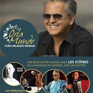 Concert ORLA MUNDO COM ORLANDO MORAIS
