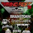 Festival ADX STORMHUNTER - BARRAKUDA - DEAFENING SILENCE - RISING STEEL