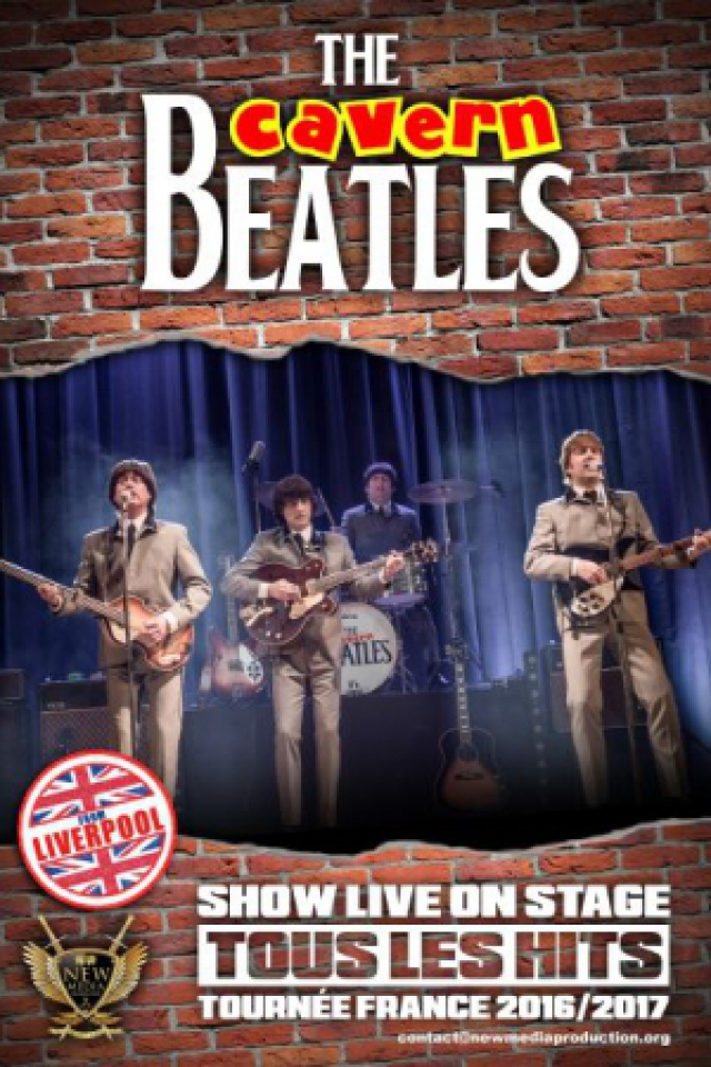 CAVERN BEATLES FROM LIVERPOOL @ PARC DES EXPOSITIONS - COLMAR