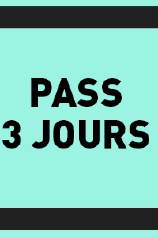 MIDI TOULON FESTIVAL - PASS 3 JOURS @ OMEGA / OPÉRA / MUSÉE DES ARTS ASIATIQUES... - TOULON