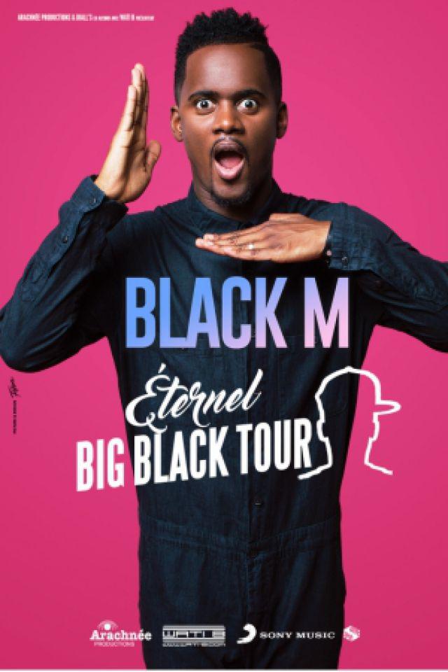 BLACK M @ Espace Carat - Parc Expo - L'ISLE D'ESPAGNAC