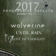 WOLVERINE + UNTIL RAIN + LOST IN THOUGHT