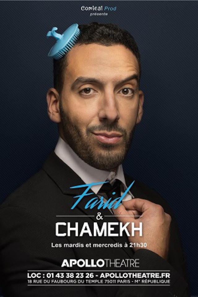 Farid & Chamekh @ APOLLO THEATRE - PARIS
