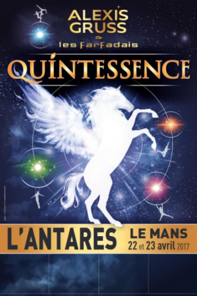 QUINTESSENCE @ Antarès - Le Mans