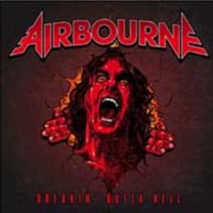 Concert AIRBOURNE + 1ERE PARTIE