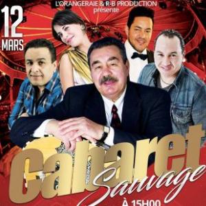 Concert LA KABYLIE AU CABARET SAUVAGE