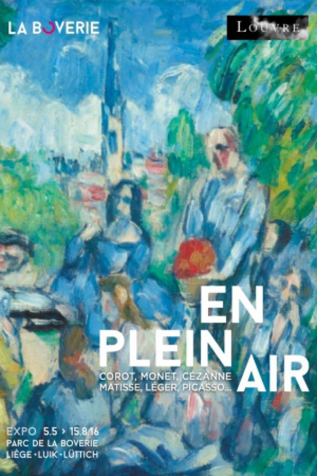 EN PLEIN AIR + BEAUX-ARTS @ Musée de La Boverie - Liège