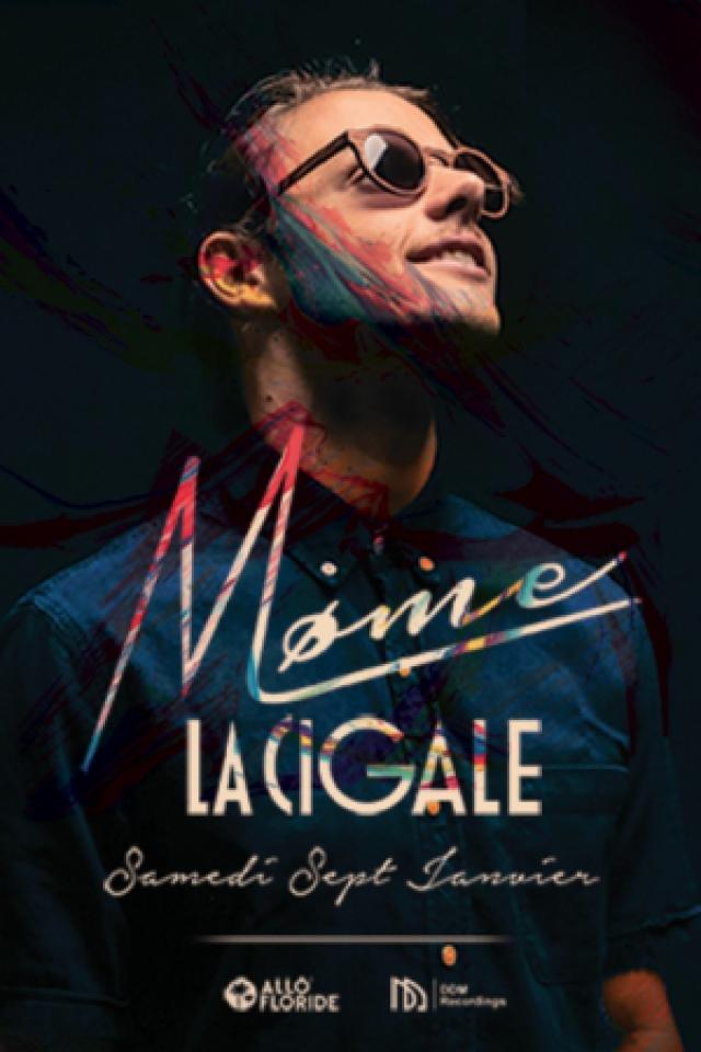 Møme @ La Cigale - Paris
