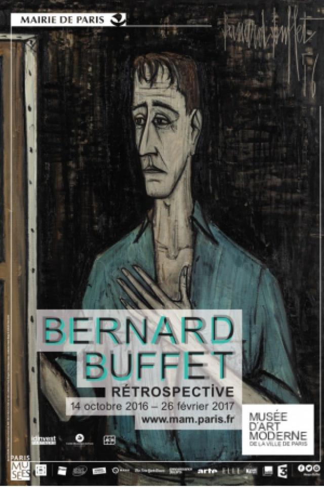 Bernard Buffet @ Musée d'Art Moderne de la Ville de Paris - PARIS