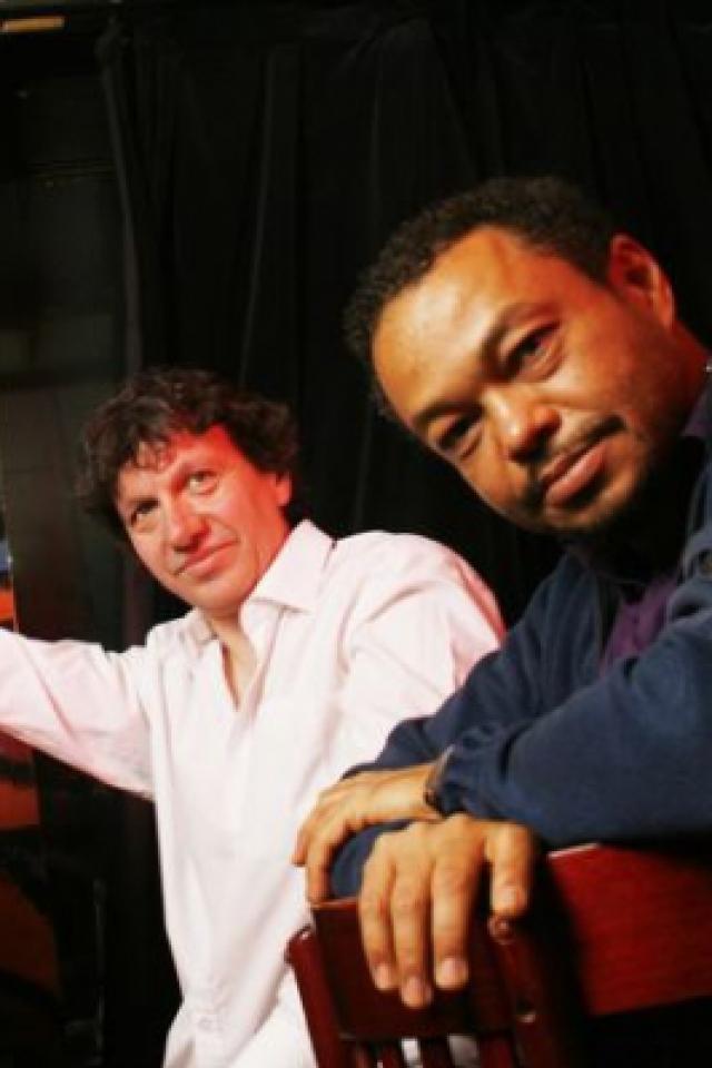Mario CANONGE & Michel ZENINO Duo Jazz @ Le Baiser Salé - PARIS