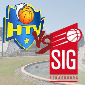 Match HTV - STRASBOURG