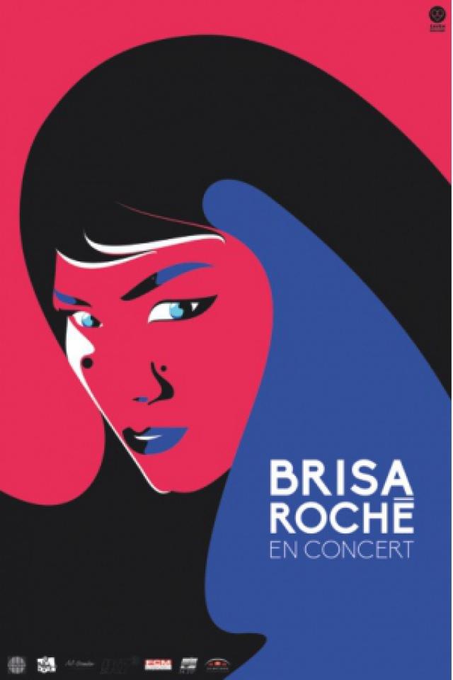 Brisa Roché @ FLOW - PARIS