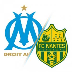 Olympique de Marseille - FC Nantes @ Orange Vélodrome - Marseille