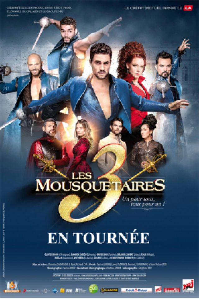 LES 3 MOUSQUETAIRES @ ZENITH SUD - Montpellier