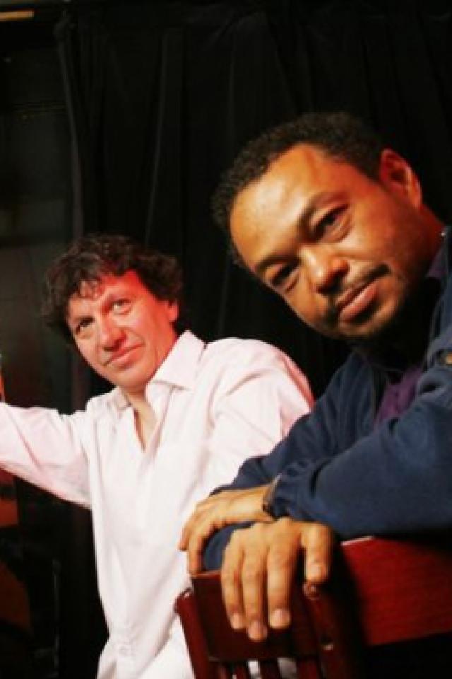 #9MARIO CANONGE / MICHEL ZENINO Duo Jazz @ Le Baiser Salé - PARIS