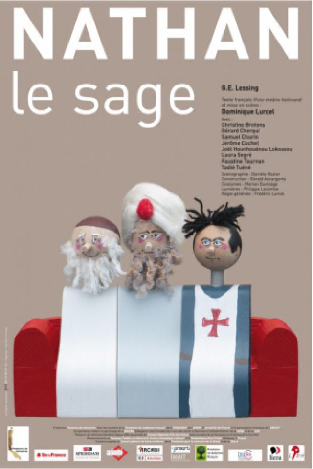 NATHAN LE SAGE @ Théâtre de l'Epée de Bois - PARIS