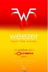 Concert WEEZER