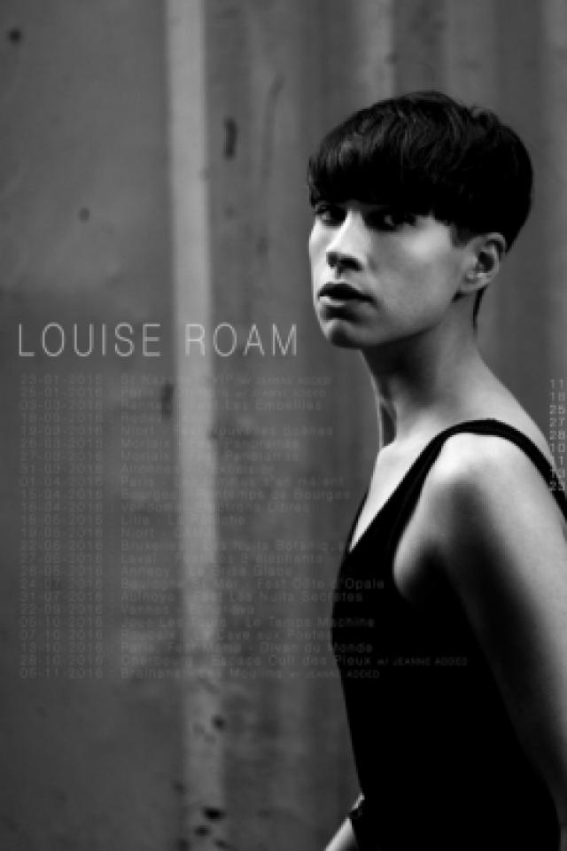 LOUISE ROAM @ Le Batofar - Paris