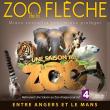 ZOO DE LA FLECHE - BILLETS JOURS