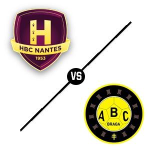 HBC Nantes - ABC/UMinho @ Salle métropolitaine de la Trocardière - REZÉ