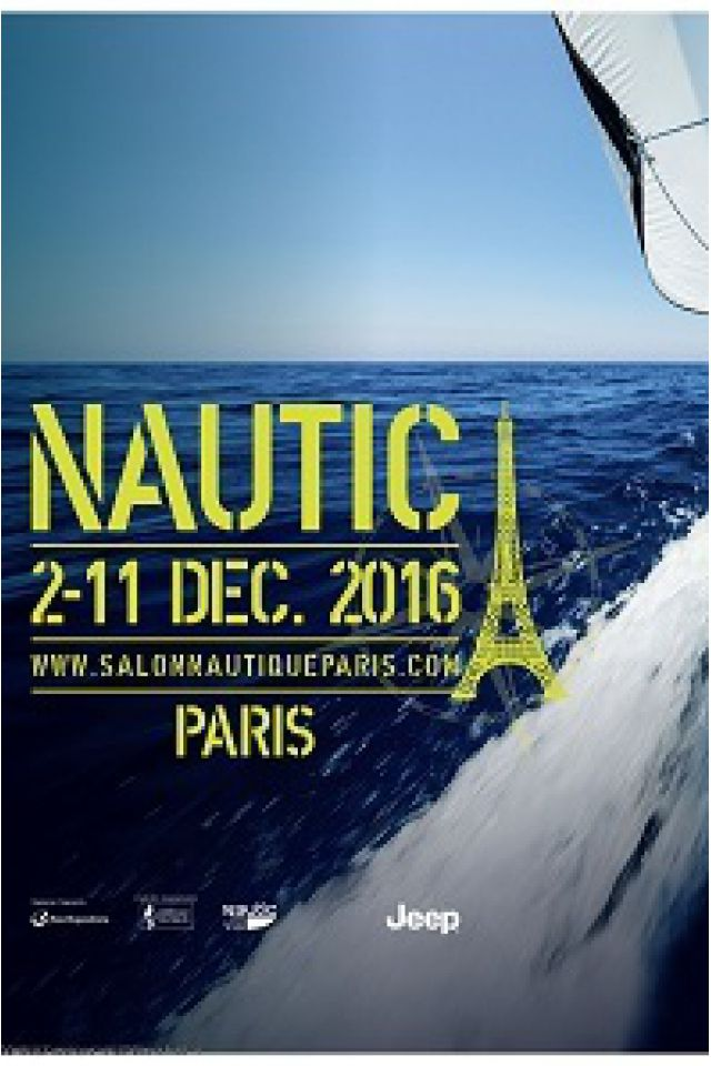 Nautic - Salon Nautique Paris @ PARIS expo - PORTE DE VERSAILLES - Paris
