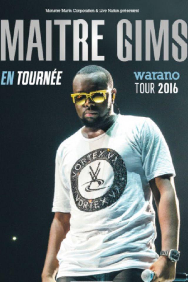 MAITRE GIMS @ Zénith Arena  - LILLE
