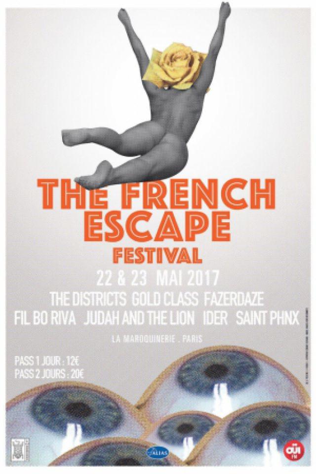 THE FRENCH ESCAPE FESTIVAL - JOUR 2 @ La Maroquinerie - PARIS